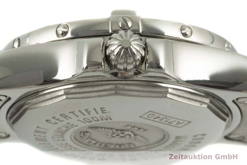 gebrauchte Luxusuhr Breitling Starliner Stahl Quarz Kal. B71 Ref. A71340  | 2007658 _1