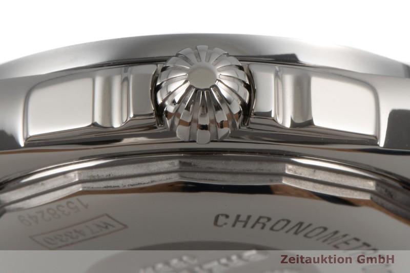 gebrauchte Luxusuhr Breitling Galactic Stahl Quarz Kal. B74 Ref. W74330    2007663 _1