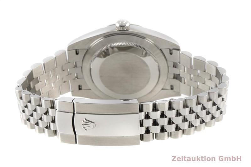 gebrauchte Luxusuhr Rolex Datejust Stahl Automatik Kal. 3235 Ref. 126300  | 2007671 _1
