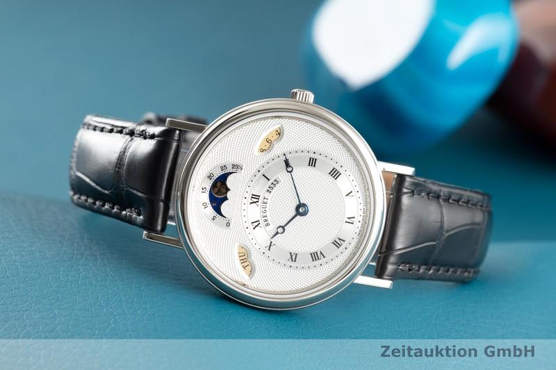 gebrauchte Luxusuhr Breguet Classique 18k Weissgold Automatik Kal. 502 Ref. 3330  | 2007687 _0