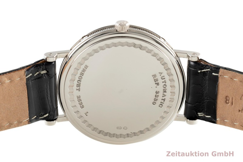 gebrauchte Luxusuhr Breguet Classique 18k Weissgold Automatik Kal. 502 Ref. 3330  | 2007687 _1