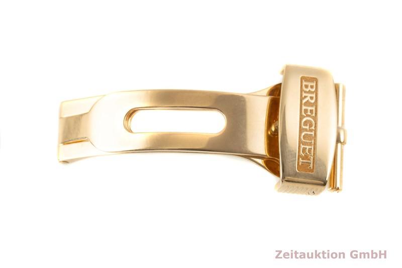 gebrauchte Luxusuhr Breguet Marine Chronograph 18k Gold Automatik Kal. 576  | 2007688 _1