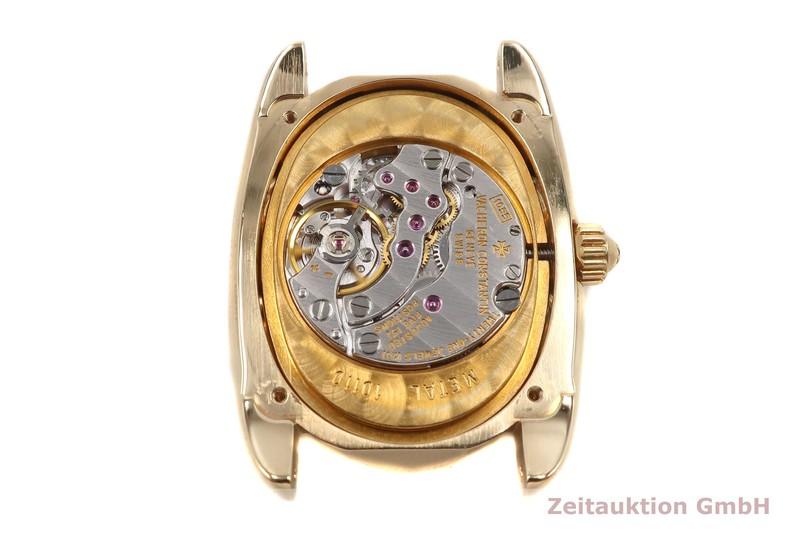 gebrauchte Luxusuhr Vacheron & Constantin Historiques 18k Gold Handaufzug Kal. 1055 Ref. 10110  | 2007689 _1