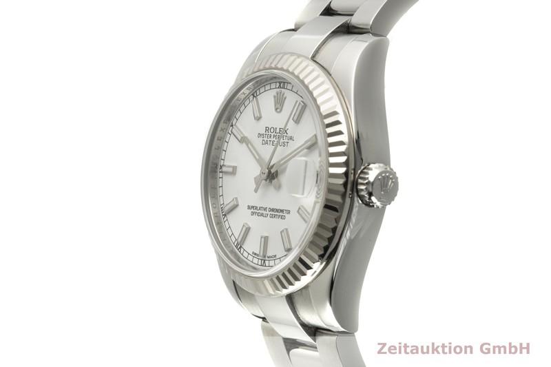gebrauchte Luxusuhr Rolex Datejust Stahl / Weissgold Automatik Kal. 2235 Ref. 178274  | 2007696 _0