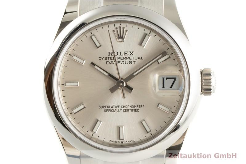 gebrauchte Luxusuhr Rolex Datejust Stahl Automatik Kal. 2236 Ref. 278240    2007708 _0