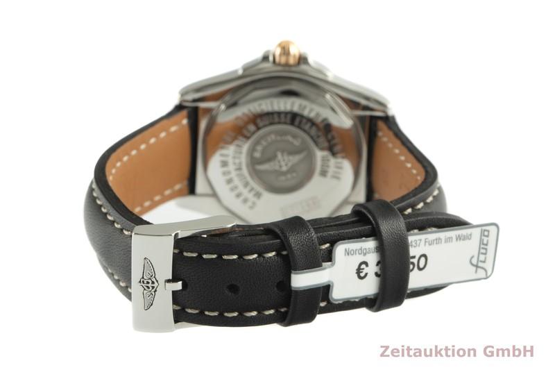 gebrauchte Luxusuhr Breitling Galactic Stahl / Gold Quarz Kal. B71 Ref. C71356  | 2007719 _1