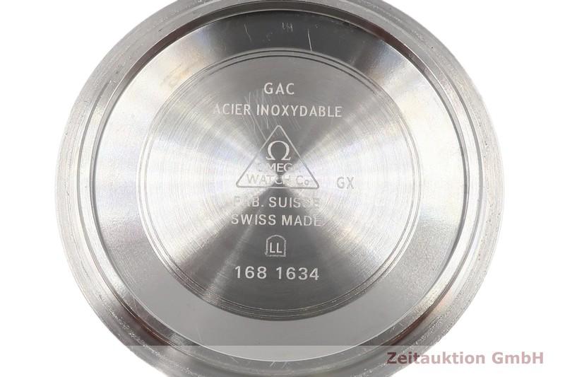 gebrauchte Luxusuhr Omega Seamaster Stahl Automatik Kal. 2500C Ref. 168.1634    2007727 _1