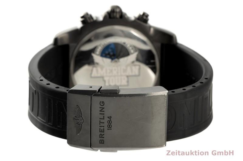 gebrauchte Luxusuhr Breitling Chronomat 44 Chronograph Stahl Automatik Kal. B01 Ref. MB0110 LIMITED EDITION | 2007732 _1