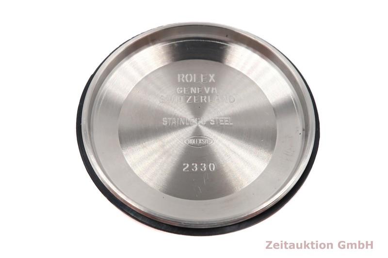 gebrauchte Luxusuhr Rolex Date Stahl / Weissgold Automatik Kal. 3135 Ref. 115234  | 2007734 _1
