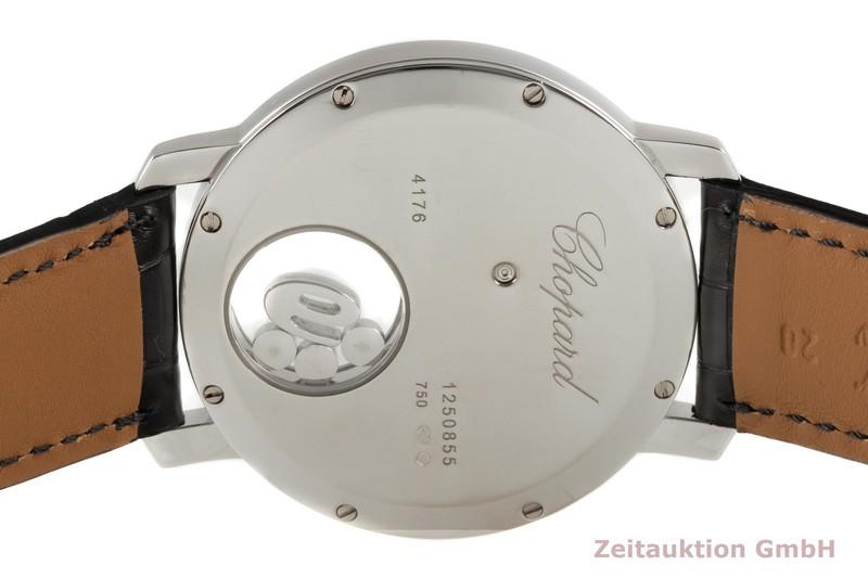 gebrauchte Luxusuhr Chopard Happy Diamonds 18k Weissgold Quarz Ref. 20/7449  | 2007750 _1