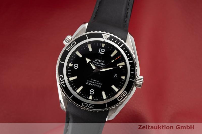 gebrauchte Luxusuhr Omega Seamaster Stahl Automatik Kal. 2500 Ref. 2900.50.91  | 2007771 _0