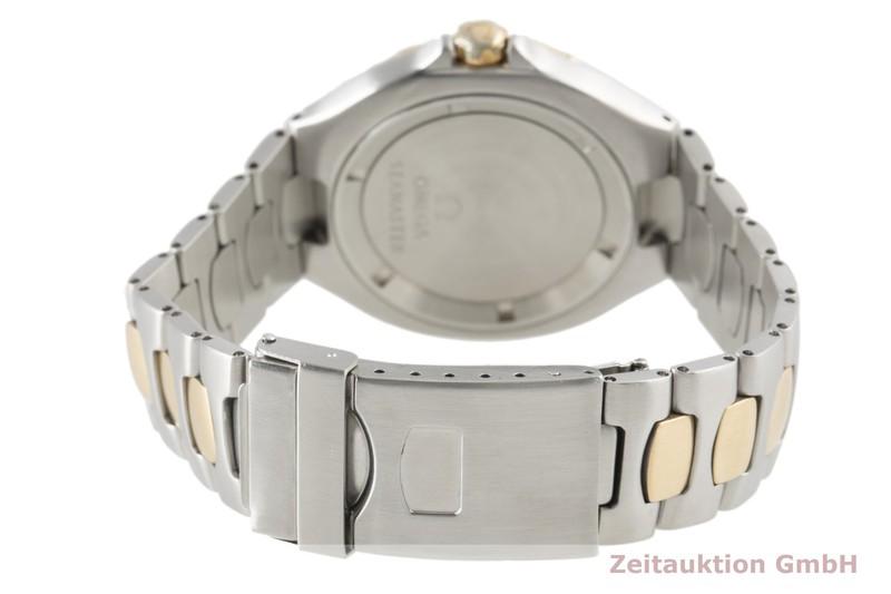 gebrauchte Luxusuhr Omega Seamaster Stahl / Gold Quarz Ref. 396.1042.1  | 2100017 _1