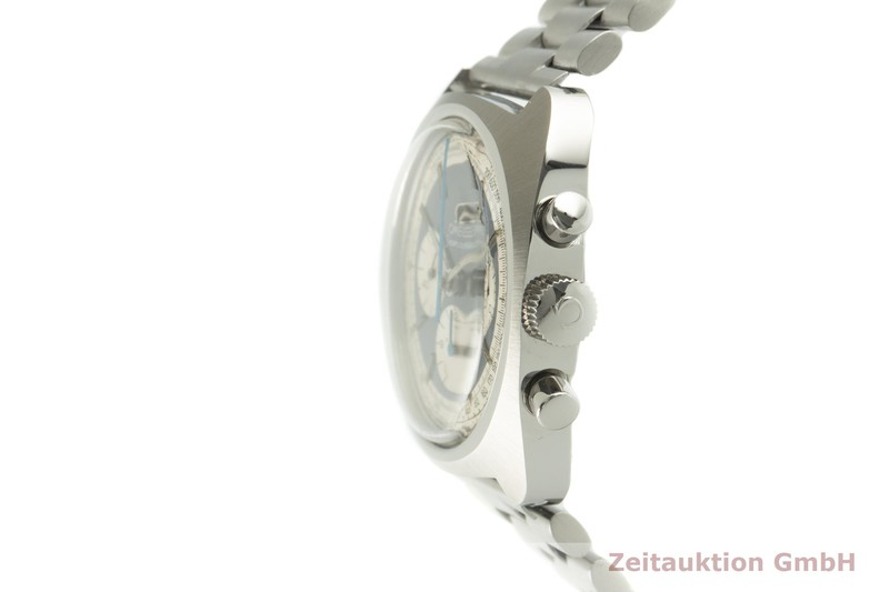 gebrauchte Luxusuhr Omega Seamaster Chronograph Stahl Handaufzug Kal. 861 Ref. 145.029 VINTAGE  | 2100021 _0