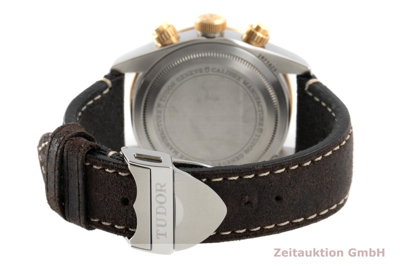 gebrauchte Luxusuhr Tudor Black Bay Chronograph Stahl / Gold Automatik Ref. 79363N  | 2100026 _1