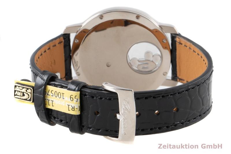gebrauchte Luxusuhr Chopard Happy Diamonds 18k Weissgold Quarz Ref. 20/7449    2100051 _1