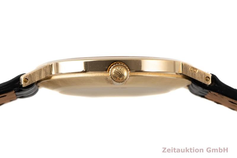 gebrauchte Luxusuhr Rolex Cellini 18k Gold Handaufzug Kal. 1601 Ref. 4112  | 2100056 _1
