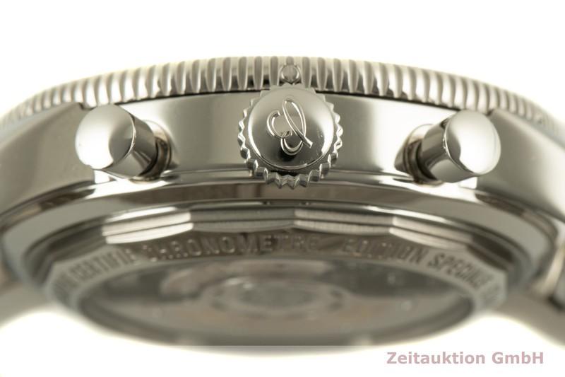 gebrauchte Luxusuhr Breitling Superocean Chronograph Keramik / Stahl Automatik Kal. B01 Ref. AB0162    2100059 _1