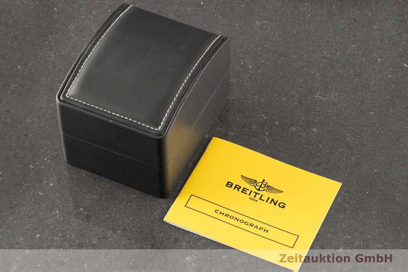 gebrauchte Luxusuhr Breitling Old Navitimer Chronograph Stahl / Gold Automatik Ref. D13022  | 2100060 _0