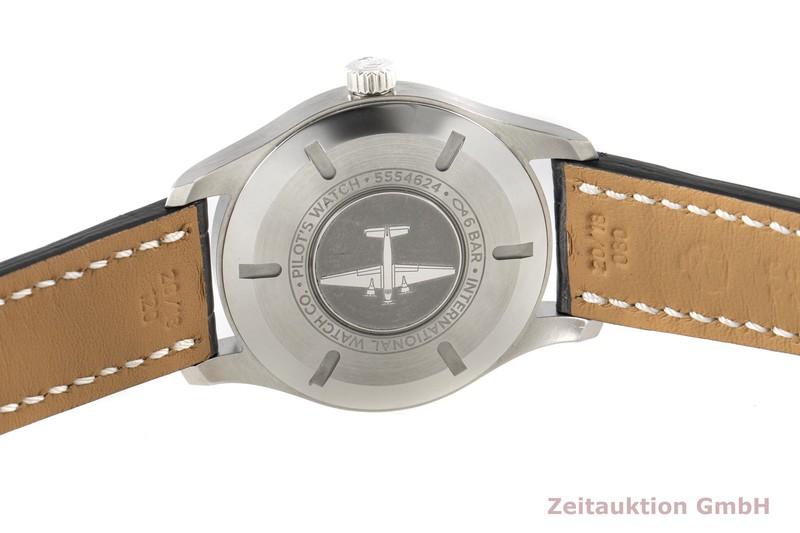 gebrauchte Luxusuhr IWC Mark XVIII Stahl Automatik Kal. C.30110 Ref. 327001  | 2100082 _1