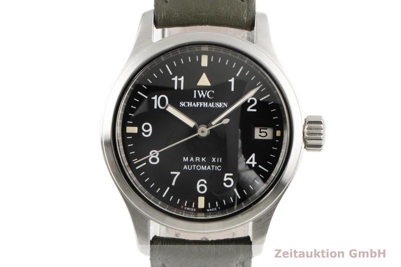 gebrauchte Luxusuhr IWC Mark XII Stahl Automatik Kal. 964 Ref. 4421  | 2100090 _0