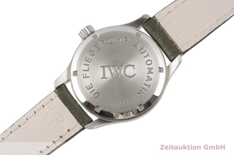 gebrauchte Luxusuhr IWC Mark XII Stahl Automatik Kal. 964 Ref. 4421  | 2100090 _1