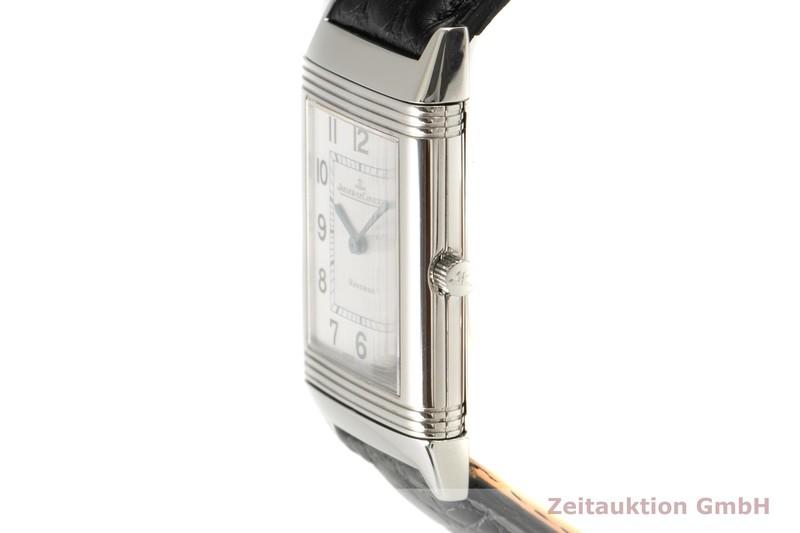 gebrauchte Luxusuhr Jaeger LeCoultre Reverso Stahl Quarz Kal. 608 Ref. 250.8.08    2100094 _0