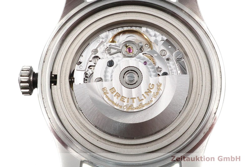 gebrauchte Luxusuhr Breitling Aviator 8 Stahl Automatik Kal. B17 Ref. A17315, A1731S1A1B1X1 LIMITED EDITION   2100095 _1