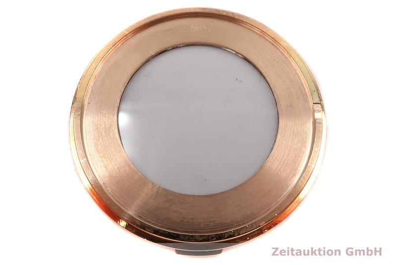 gebrauchte Luxusuhr Vacheron & Constantin Patrimony 18k Rotgold Handaufzug Kal. 1400 Ref. 81160/1    2100111 _1