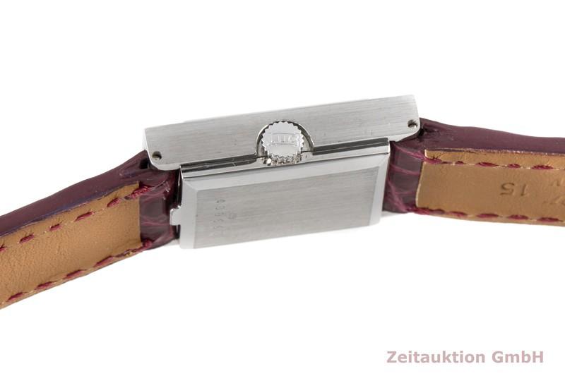 gebrauchte Luxusuhr Chopard Geneve 18k Weissgold Handaufzug Kal. AS1977-2 Ref. G29641    2100122 _1