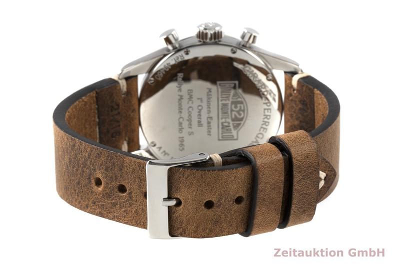 gebrauchte Luxusuhr Girard Perregaux Rallye Monte-Carlo Chronograph Stahl Automatik Kal. 3370 Ref. 49460 LIMITED EDITION | 2100137 _1