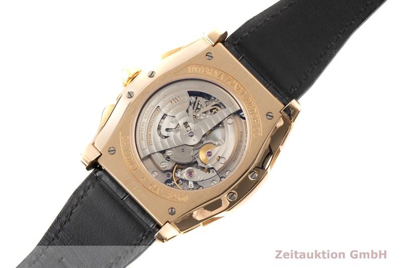 gebrauchte Luxusuhr IWC Da Vinci Chronograph 18k Gold Automatik Kal. 89360 Ref. 3764  | 2100146 _1