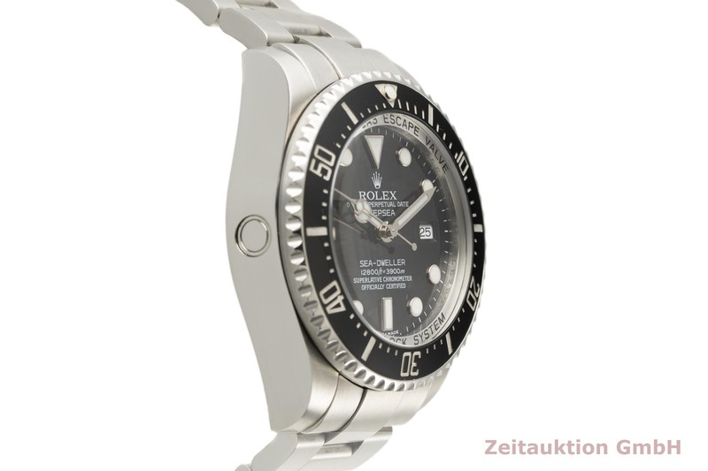 gebrauchte Luxusuhr Rolex Sea Dweller Stahl Automatik Kal. 3135 Ref. 116660  | 2100155 _0