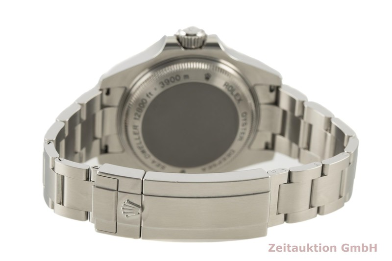 gebrauchte Luxusuhr Rolex Sea Dweller Stahl Automatik Kal. 3135 Ref. 116660  | 2100155 _1