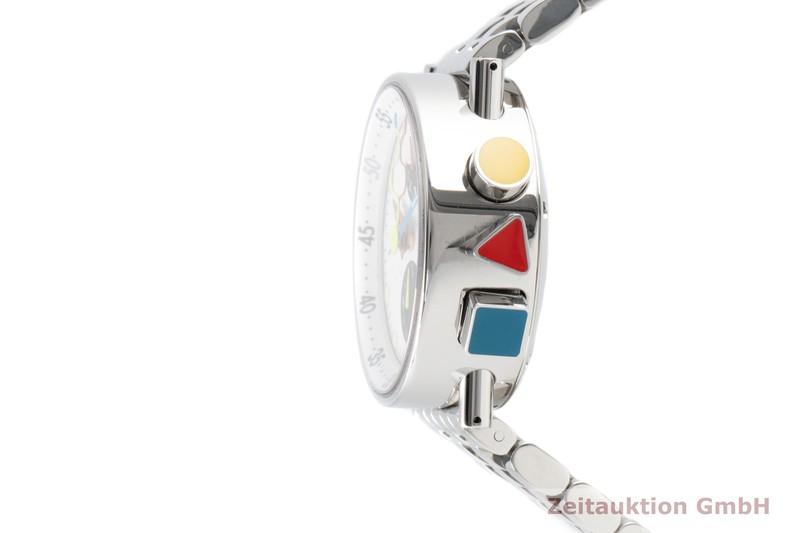 gebrauchte Luxusuhr Alain Silberstein Krono Bauhaus Chronograph Stahl Automatik Kal. LWO 5100 LIMITED EDITION | 2100160 _0