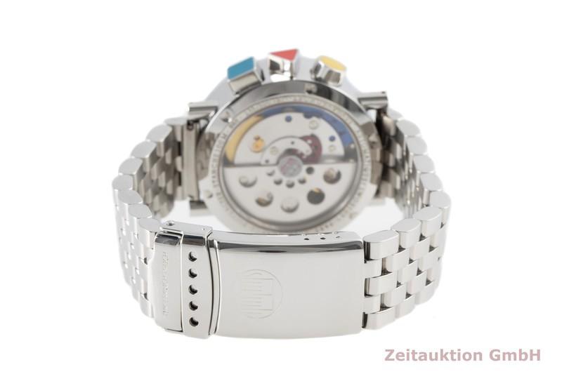 gebrauchte Luxusuhr Alain Silberstein Krono Bauhaus Chronograph Stahl Automatik Kal. LWO 5100 LIMITED EDITION | 2100160 _1