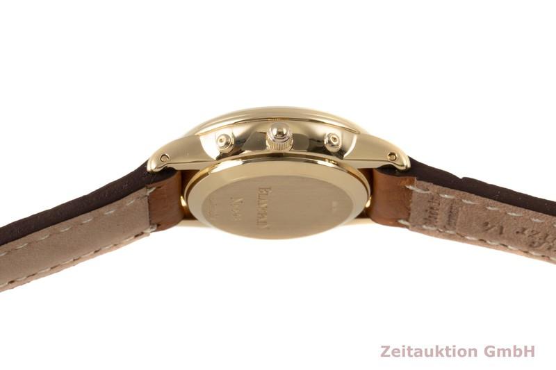 gebrauchte Luxusuhr Blancpain Leman 18k Gold Automatik Kal. 95  | 2100167 _1