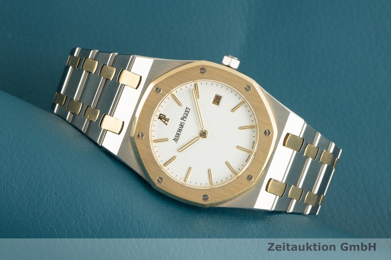 gebrauchte Luxusuhr Audemars Piguet Royal Oak Stahl / Gold Quarz Kal. 2612 Ref. 56175 SA.00.0789SA.01, C.68760  | 2100176 _0