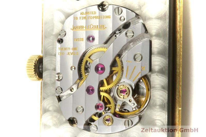 gebrauchte Luxusuhr Jaeger LeCoultre Reverso 18k Gold Handaufzug Kal. 822 Ref. 270.1.62  | 2100191 _1