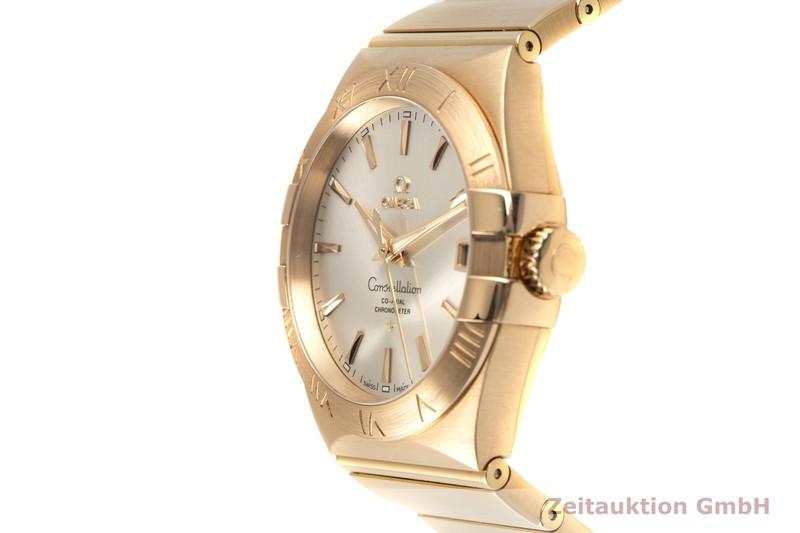 gebrauchte Luxusuhr Omega Constellation 18k Gold Automatik Kal. 8501 Ref. 123.50.38.21.02.001  | 2100196 _0