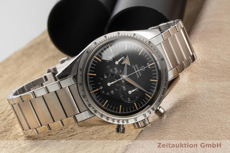gebrauchte Luxusuhr Omega Speedmaster Chronograph Stahl Handaufzug Kal. 1861 Ref. 311.10.39.30.01.001, STZ006756 LIMITED EDITION | 2100211 _0