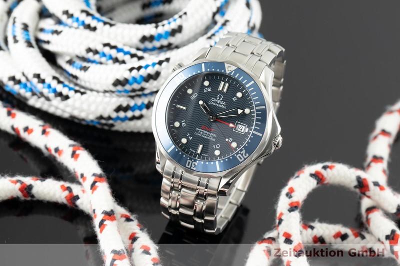 gebrauchte Luxusuhr Omega Seamaster Stahl Automatik Kal. 2628 Ref. 2535.80.00, 168.1629  | 2100227 _0