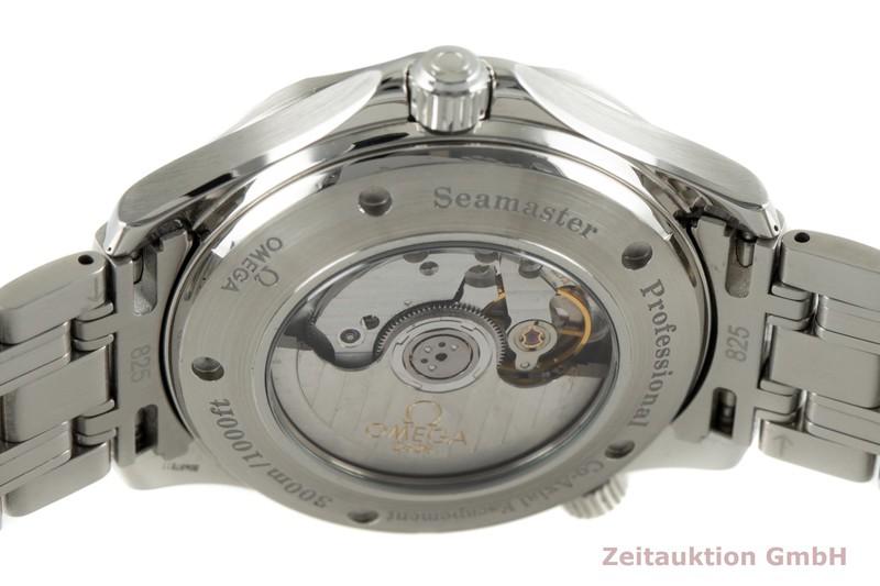 gebrauchte Luxusuhr Omega Seamaster Stahl Automatik Kal. 2628 Ref. 2535.80.00, 168.1629  | 2100227 _1