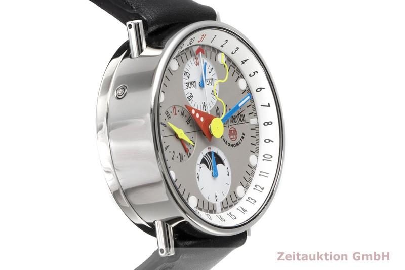 gebrauchte Luxusuhr Alain Silberstein Krono Bauhaus Chronograph Stahl Automatik LIMITED EDITION | 2100253 _0