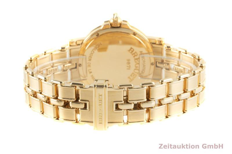 gebrauchte Luxusuhr Breguet Marine 18k Gold Automatik Kal. 889/2    2100262 _1