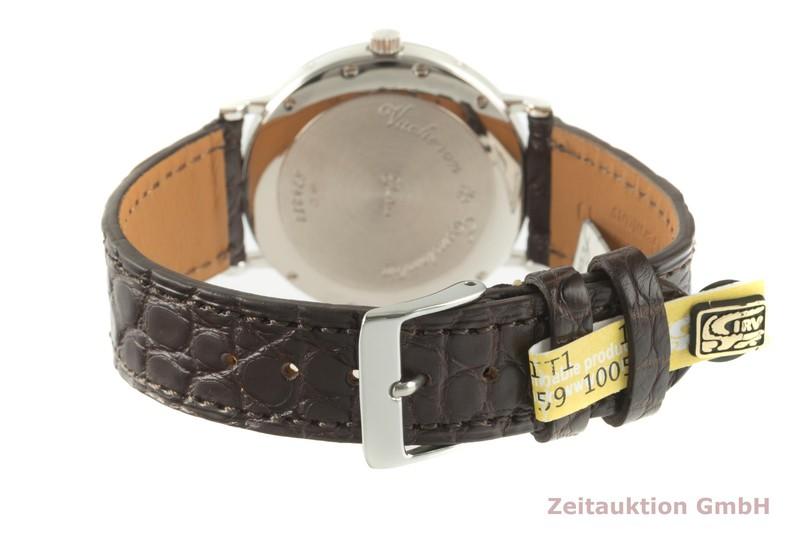 gebrauchte Luxusuhr Vacheron & Constantin Patrimony 18k Weissgold Automatik Kal. 1126 Ref. 47052/000G-7964  | 2100264 _1