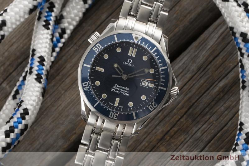 gebrauchte Luxusuhr Omega Seamaster Stahl Quarz Kal. 1438 Ref. 2541.80.00, 196.1503, 396.1503  | 2100282 _0
