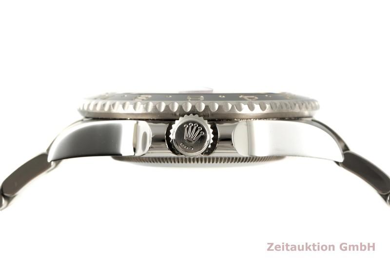 gebrauchte Luxusuhr Rolex GMT Master II Stahl Automatik Kal. 3186 Ref. 116710  | 2100285 _1