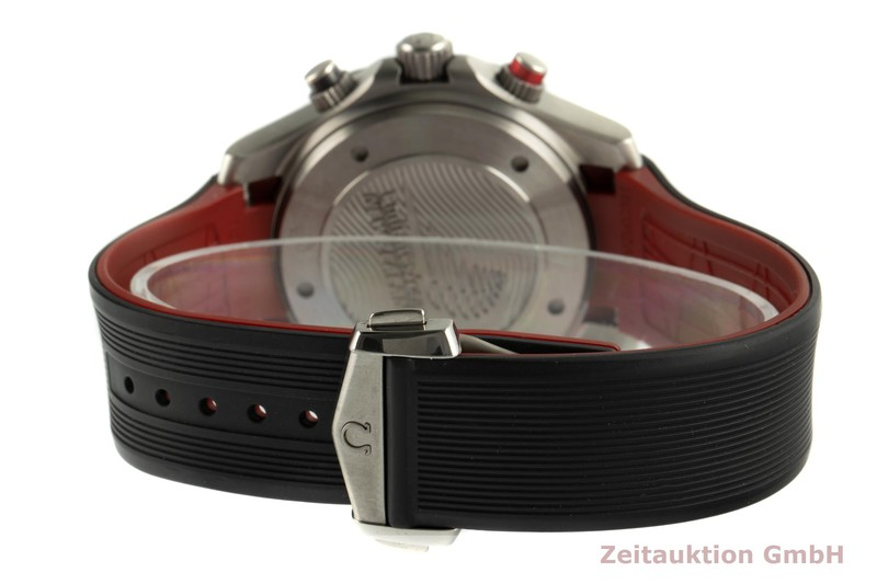 gebrauchte Luxusuhr Omega Seamaster Chronograph Keramik / Titan Automatik Kal. 3330 Ref. 212.92.44.50.99.001, TIZ003087  | 2100288 _1