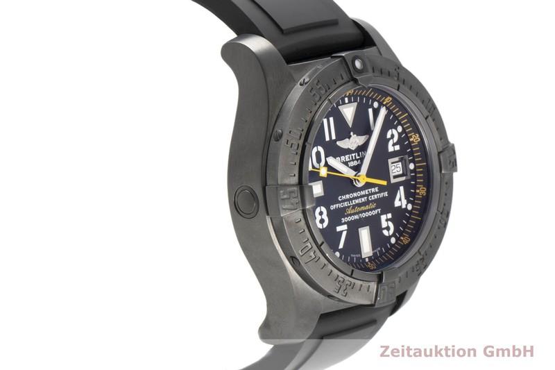 gebrauchte Luxusuhr Breitling Avenger Seawolf Stahl Automatik Kal. B17 Ref. M17330 LIMITED EDITION | 2100293 _0