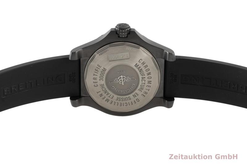 gebrauchte Luxusuhr Breitling Avenger Seawolf Stahl Automatik Kal. B17 Ref. M17330 LIMITED EDITION | 2100293 _1